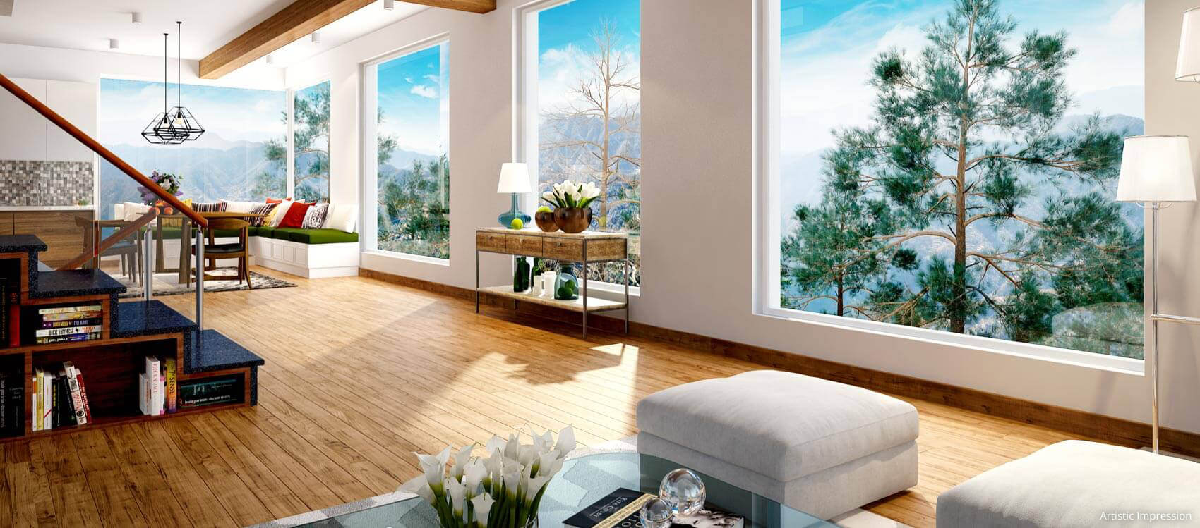 Buy Villas In Shimla