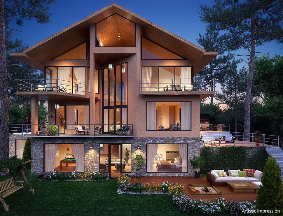 Luxury Villas In Himachal Pradesh
