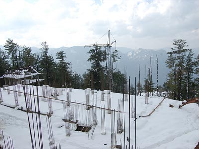 holiday home shimla