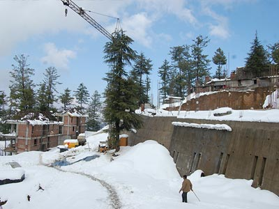 Luxury cottages in shimla