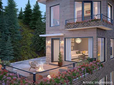 premium villas in shimla
